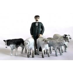 Shepherd and Flock Set